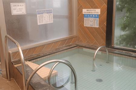 電気風呂写真